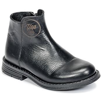 kengät Tytöt Bootsit Young Elegant People IVONNET Musta