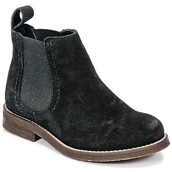 kengät Tytöt Bootsit Young Elegant People COLETTET Musta