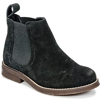 kengät Tytöt Bootsit Young Elegant People COLETTET Black