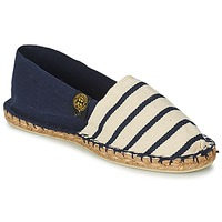 kengät Espadrillot Art of Soule RAYETTE Blue / White
