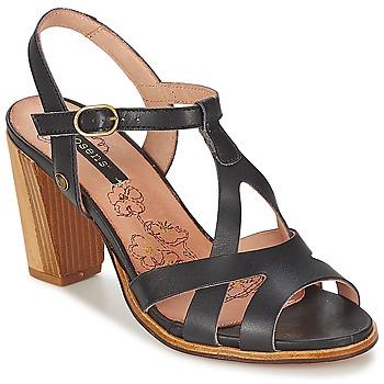 kengät Naiset Sandaalit ja avokkaat Neosens GLORIA Musta