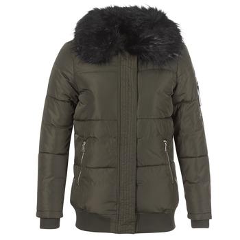 vaatteet Naiset Toppatakki Moony Mood HIPATI Kaki / Black