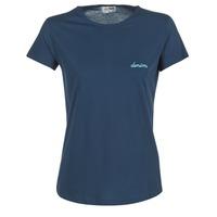 vaatteet Naiset Lyhythihainen t-paita Yurban IHOULOU Laivastonsininen