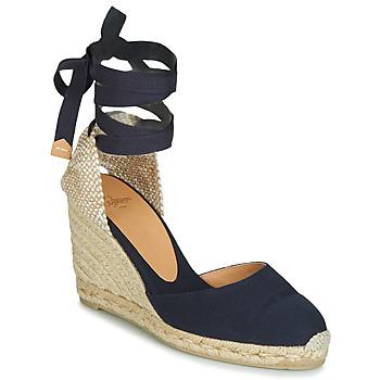 kengät Naiset Sandaalit ja avokkaat Castaner CARINA Laivastonsininen