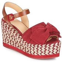 kengät Naiset Sandaalit ja avokkaat Castaner EUCALIPTO Raspberry