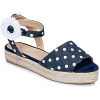 kengät Naiset Sandaalit ja avokkaat Castaner WOXOC Laivastonsininen
