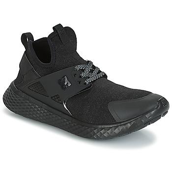 kengät Miehet Matalavartiset tennarit DC Shoes MERIDIAN PRESTI M SHOE 3BK Musta