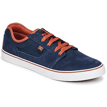 kengät Miehet Matalavartiset tennarit DC Shoes TONIK M SHOE NVB Blue / Orange