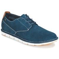 kengät Miehet Derby-kengät Timberland TIDELANDS OXFORD Laivastonsininen