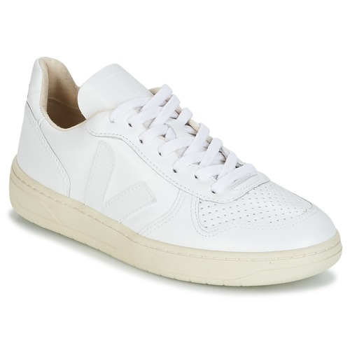 kengät Matalavartiset tennarit Veja V-10 White
