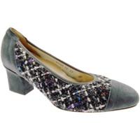 kengät Naiset Korkokengät Calzaturificio Loren LO60755gr grigio