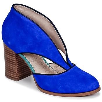 kengät Naiset Nilkkurit Mellow Yellow DADYLOUNA Blue