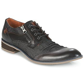 kengät Miehet Derby-kengät Kdopa MONTMARTRE Black