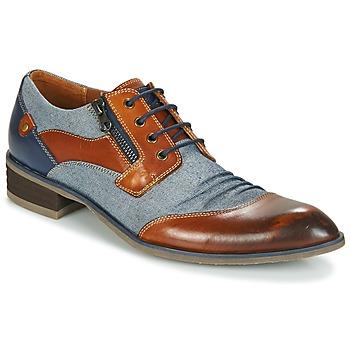 kengät Miehet Derby-kengät Kdopa MONTMARTRE Camel