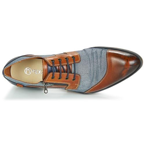 Kdopa Montmartre Camel - Ilmainen Toimitus- Kengät Derby-kengät Miehet 95