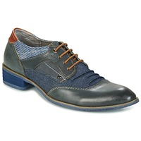 kengät Miehet Derby-kengät Kdopa LYON Blue / Camel