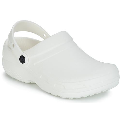 kengät Puukengät Crocs SPECIALIST VENT Valkoinen