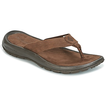 kengät Miehet Varvassandaalit Columbia MANAROLA II Brown
