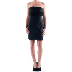 vaatteet Naiset Lyhyt mekko Amy Gee AMY04000 Negro