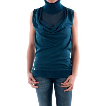 vaatteet Naiset Neulepusero Amy Gee AMY04206 Azul