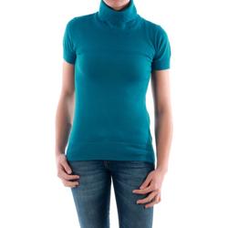 vaatteet Naiset Neulepusero Amy Gee AMY04215 Azul