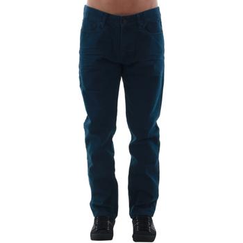 vaatteet Miehet Suorat farkut Calvin Klein Jeans J3IJ300395 Azul