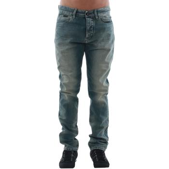 vaatteet Miehet Suorat farkut Calvin Klein Jeans J3IJ301635 Azul