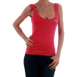 vaatteet Naiset Hihattomat paidat / Hihattomat t-paidat Datch DTC00001 Fucsia