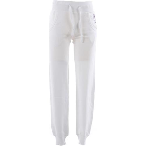 vaatteet Miehet Verryttelyhousut Frankie Garage FGE02006 Blanco
