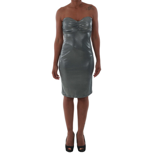 vaatteet Naiset Lyhyt mekko Fornarina EMILIE_PLUS_SILVER Verde