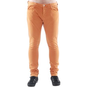 vaatteet Miehet Chino-housut / Porkkanahousut Freesoul DRAKE CATO ORANGE Naranja