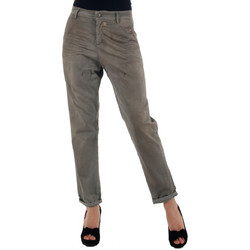vaatteet Naiset Chino-housut / Porkkanahousut Miss Sixty MIS01024 Gris