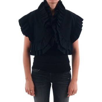 vaatteet Naiset Pusakka Nolita NOL03453 Negro
