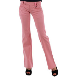 vaatteet Naiset Chino-housut / Porkkanahousut Phard PHA00004 Rosa