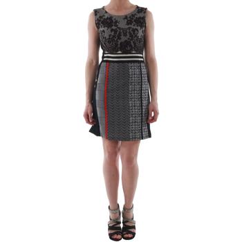 vaatteet Naiset Lyhyt mekko Rinascimento 82008_NERO Negro