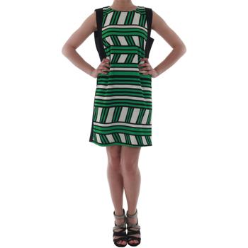 vaatteet Naiset Lyhyt mekko Rinascimento 263023_VERDE Verde