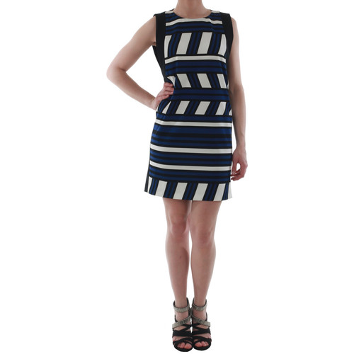 vaatteet Naiset Lyhyt mekko Rinascimento 263023_BLUE_CINA Azul marino