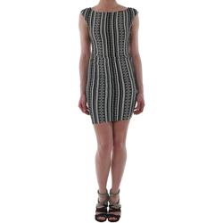 vaatteet Naiset Lyhyt mekko Rinascimento 2013/16_NERO Negro