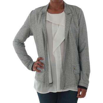 vaatteet Naiset Takit / Bleiserit Rinascimento PE450_NERO Plateado
