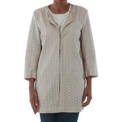 vaatteet Naiset Pusakka Rinascimento 14101_ORO Dorado