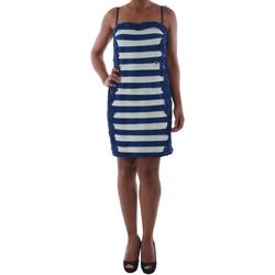 vaatteet Naiset Lyhyt mekko Rinascimento 322B.012_BLU Azul