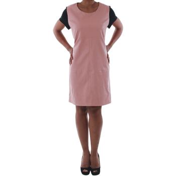 vaatteet Naiset Lyhyt mekko Rinascimento 7694_ROSA Rosa