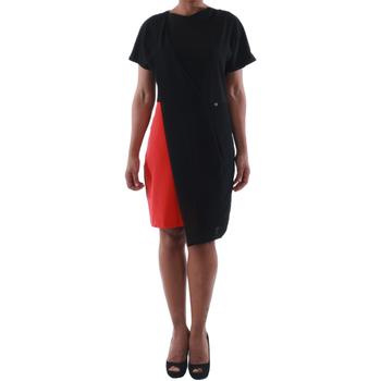 vaatteet Naiset Lyhyt mekko Rinascimento MIRANDA_ROSSO Negro