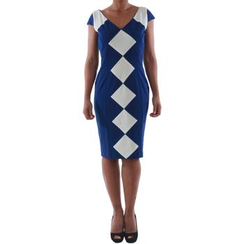 vaatteet Naiset Lyhyt mekko Rinascimento 241.012_BLU Azul