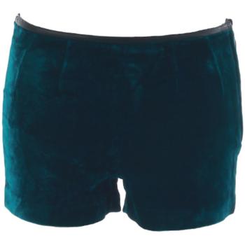 vaatteet Naiset Shortsit / Bermuda-shortsit Silvian Heach SIL06160 Verde oscuro