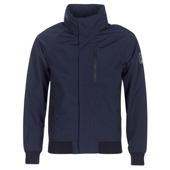 vaatteet Miehet Pusakka Aigle 54 BLOUSON Laivastonsininen