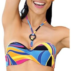 vaatteet Naiset Bikinit Antigel EBA7127 VT Monivärinen