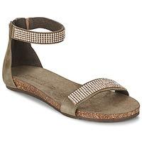 kengät Naiset Sandaalit ja avokkaat Dixie GRAMMO TAUPE