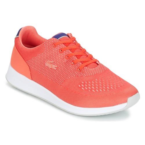 kengät Naiset Matalavartiset tennarit Lacoste CHAUMONT 118 3 Pink