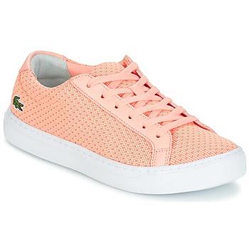 kengät Naiset Matalavartiset tennarit Lacoste L.12.12 LIGHTWEIGHT1181 Pink